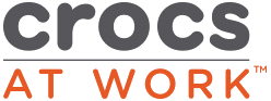 Crocs at work Logo