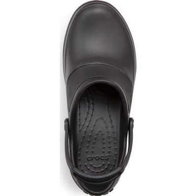 Crocs Women's Mercy Work Slip-Resistant Clog, , large