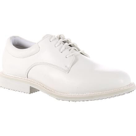 fashionable slip resistant work shoes