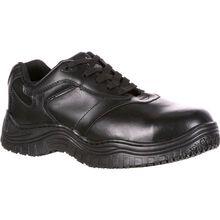 SlipGrips Steel Toe Slip-Resistant Work Shoe