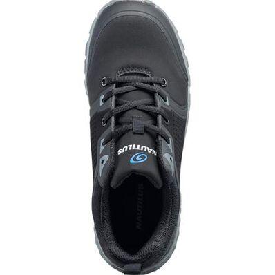 Nautilus Zephyr Women's Alloy Toe Static-Dissipative Slip-Resistant Athletic Work Shoe, , large