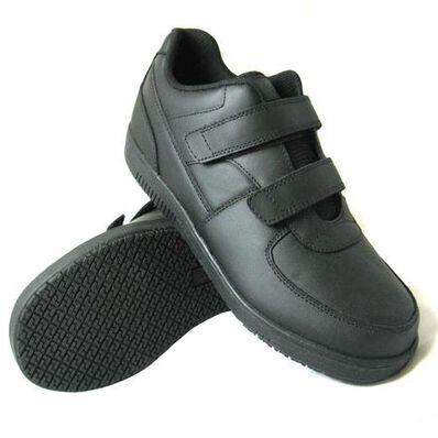 Genuine Grip Women's Slip-Resistant Hook and Loop Closure Athletic Shoe, , large