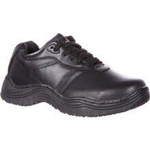 SlipGrips Women's Slip-Resistant Work Athletic Shoe