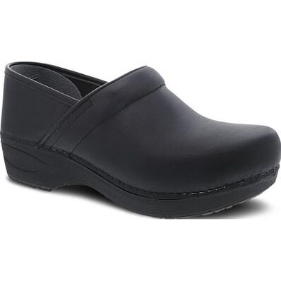 Dansko XP 2.0 Women's Slip Resistant Waterproof Leather Work Clog, , large