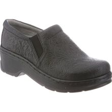 Klogs Naples Women's Slip Resistant Tooled Work Clog