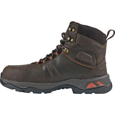 HOSS Blast Men's 400G Insulated Composite Toe Electrical Hazard Waterproof Work Boot, , large