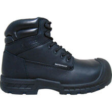 S Fellas by Genuine Grip Vulcan Men's Composite Toe Puncture Resistant Waterproof Work Hiker