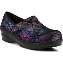 Spring Step Selle Foil Women's Slip-Resistant Leather Slip-On Shoe