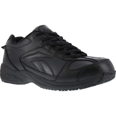Reebok Jorie Slip-Resistant LoCut Athletic Work Shoe, , large