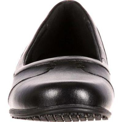 SlipGrips Stride Women's Slip-Resistant Flat, , large