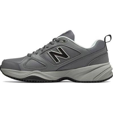 New Balance 626v2 Women's Slip Resistant Leather Athletic Work Shoe, , large