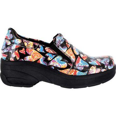 Easy WORKS by Easy Street Appreciate Women's Slip-Resistant Clog, , large