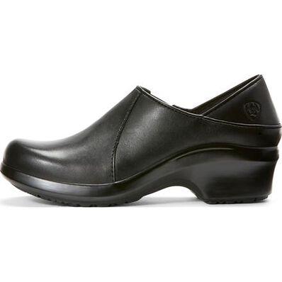 Ariat Expert Hera Women's Electrical Hazard Slip-Resistant Leather Work Clog, , large