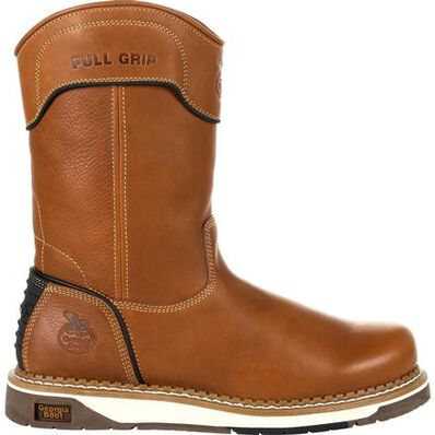 Georgia Boot AMP LT Wedge Pull On Work Boot, , large