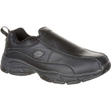 Dickies Women's Slip-Resistant Slip-On Work Shoe