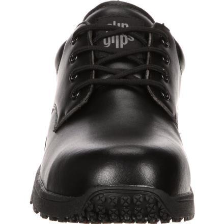 SlipGrips Composite Toe Slip Resistant Oxford
