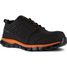 Reebok Sublite Cushion Work Men's Composite Toe Electrical Hazard Athletic Oxford