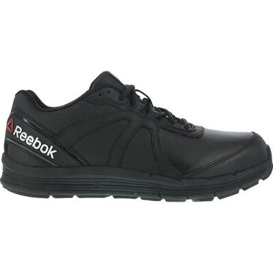Reebok Guide Work Men's CSA Steel Toe Electrical Hazard Puncture-Resistant Slip-Resistant Athletic Work Shoe, , large