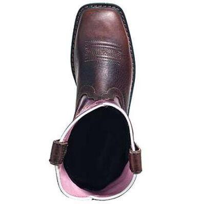 Ariat Women's Krista Pull-On Steel Toe Work Boot, , large