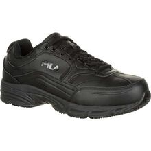 Fila Memory Workshift Steel Toe Slip-Resistant Work Athletic Shoe