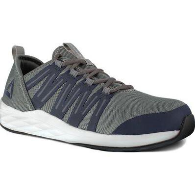 Reebok Astroride Work Men's Steel Toe Static-Dissipative Athletic Oxford Shoe, , large