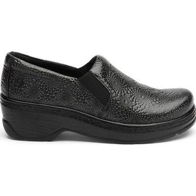 Klogs Naples Black Torcello Women's Slip Resistant Work Clogs, , large
