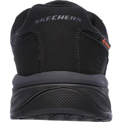 SKECHERS Work Relaxed Fit Conroe Searcy ESD Alloy Toe Static-Dissipative Work Athletic Shoe, , large