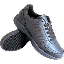 Genuine Grip Women's Slip-Resistant Work Athletic Shoe