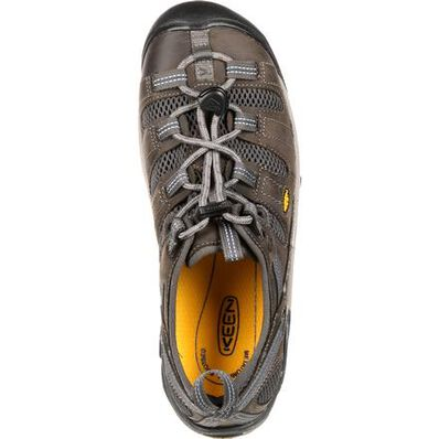 KEEN Utility® Atlanta Cool Steel Toe Static-Dissipative Work Athletic Shoe, , large