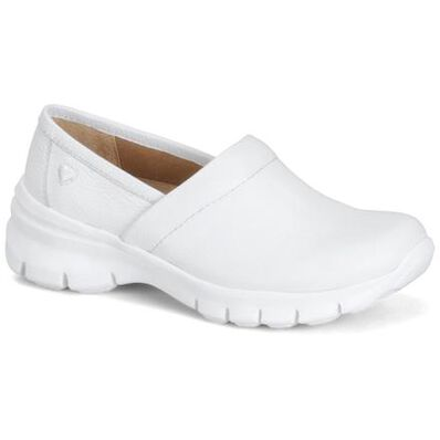Nurse Mates Libby Women's Slip-Resistant Non-Metallic Slip-On Shoe, , large