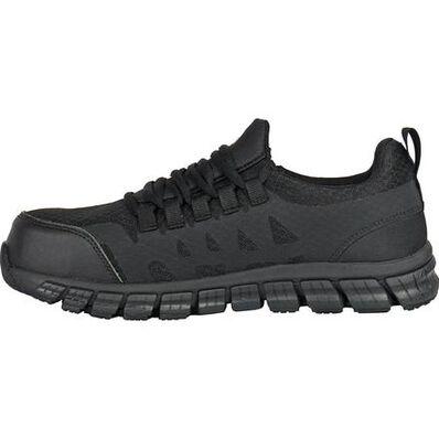 HOSS Sparks Men's Composite Toe Static-Dissipative Athletic Work Shoe, , large