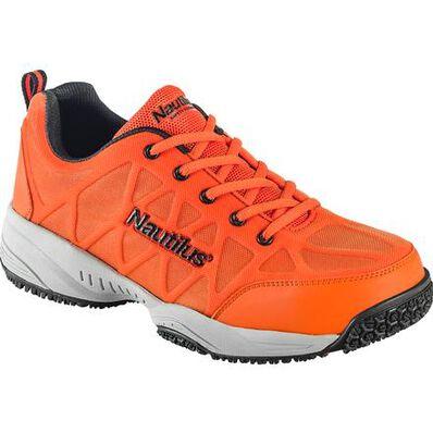Nautilus Composite Toe Slip-Resistant Work Athletic Shoe, , large
