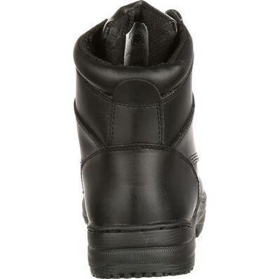 SlipGrips Steel Toe Slip-Resistant Work Boot, , large