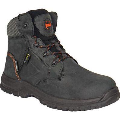 HOSS Prowl Men's Internal Metatarsal Composite Toe Electrical Hazard Puncture-Resisting Waterproof Work Boot, , large