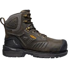 KEEN Utility® Philadelphia Men's CSA Carbon-Fiber Toe Internal Met Guard Waterproof Work Boot