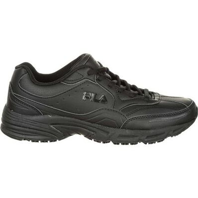 Fila On-The-Job Slip-Resistant Work Athletic Shoe, F1SC60219