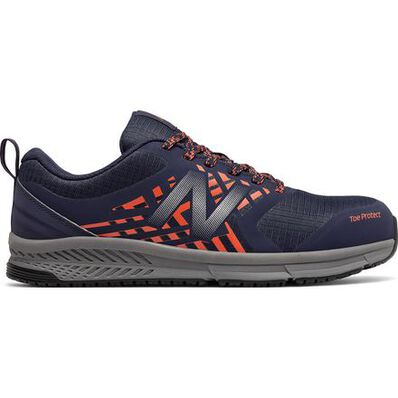 New Balance 412 ESD Men's Alloy Toe Static-Dissipative Athletic Work Shoes, , large