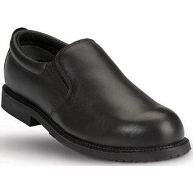 SlipGrips Women's Slip-Resistant Slip-On Work Shoe, , large