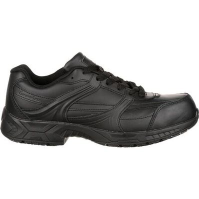 Genuine Grip Unisex Steel Toe Athletic Work Shoe, , large