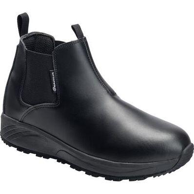Nautilus SkidBuster Men's 5 inch Electrical Hazard Slip-Resistant Non-metallic Slip-On Work Boot, , large