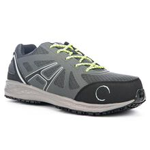 HOSS Express Men's 3 inch Composite Toe Electrical Hazard Athletic Work Shoe