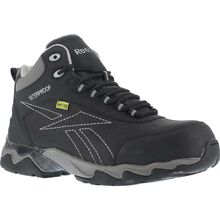 Reebok Beamer Men's Composite Toe Internal Metatarsal Guard Waterproof Black Work Hiker