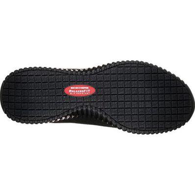SKECHERS Work Cessnock Men's Slip Resistant Electrical Hazard Slip-On Athletic Work Shoe, , large