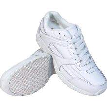 Genuine Grip Slip-Resistant Athletic Shoe