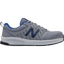 New Balance 412v1 Men's Alloy Toe Grey Athletic Work Shoes