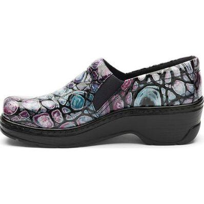 Klogs Naples Multi Croco Women's Slip Resistant Work Clogs, , large