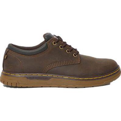 Dr. Martens Culvert SD Men's Steel Toe Static-Dissipative Slip-Resistant Work Oxford, , large