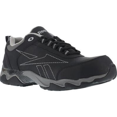 Reebok Beamer Men's Composite Toe Electrical Hazard Athletic Work Shoe, , large