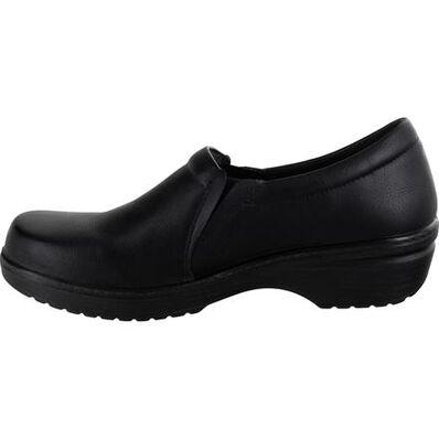 Easy WORKS by Easy Street Tiffany Women's Slip-Resistant Slip-On Work Shoe, , large