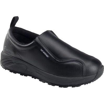 Nautilus SkidBuster Men's Electrical Hazard Slip-Resistant Non-metallic Slip-On Work Shoe, , large